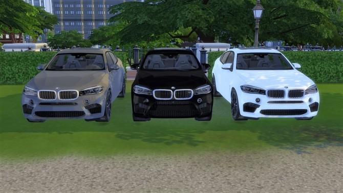 BMW X6M at LorySims image 2064 670x377 Sims 4 Updates