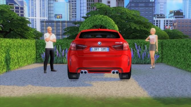 BMW X6M at LorySims image 2093 670x377 Sims 4 Updates
