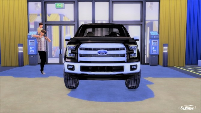 Ford F 150 at LorySims image 21210 670x377 Sims 4 Updates
