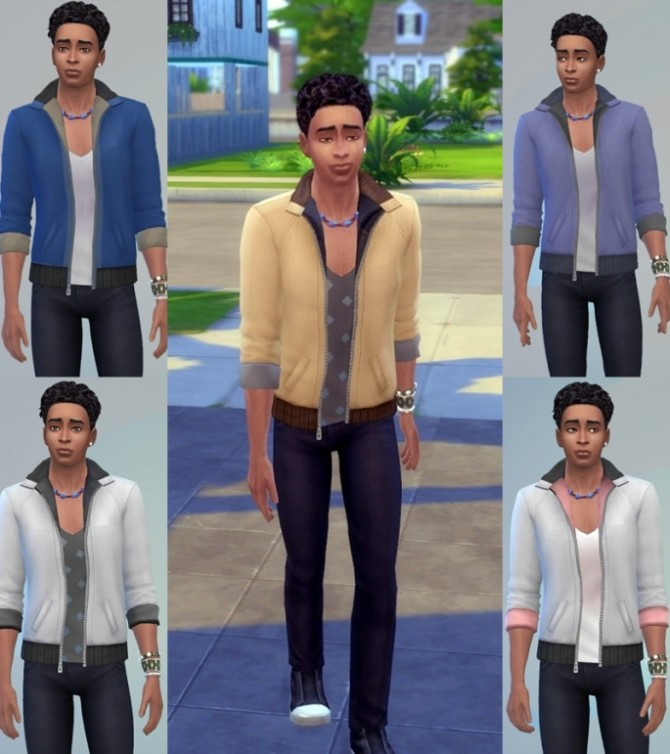 Leger Jacket M at Birksches Sims Blog image 21311 670x754 Sims 4 Updates