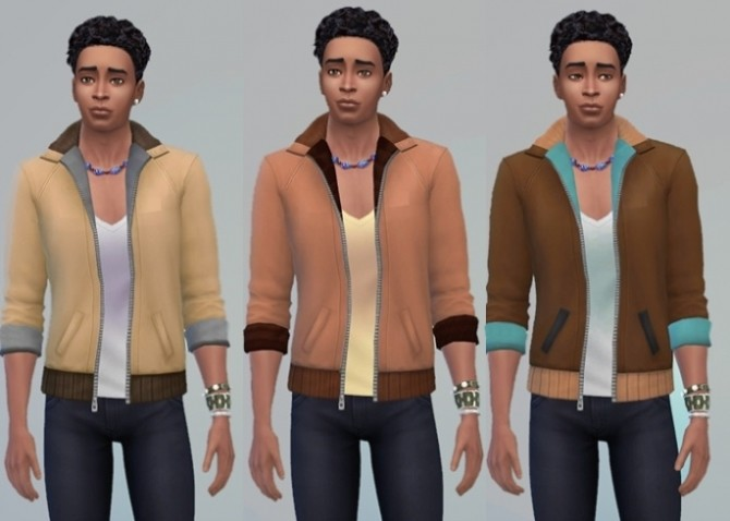 Leger Jacket M at Birksches Sims Blog image 21410 670x478 Sims 4 Updates