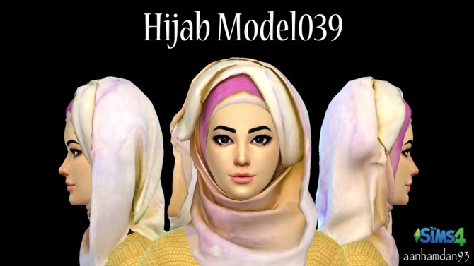 Hijab Model 039 & 040 at Aan Hamdan Simmer93 image 2151 670x377 Sims 4 Updates