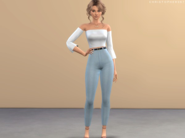Drama Jeans by Christopher067 at TSR image 2155 Sims 4 Updates