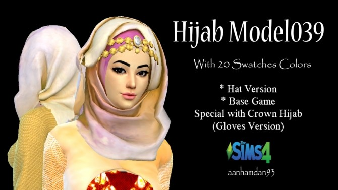 Hijab Model 039 & 040 at Aan Hamdan Simmer93 image 2161 670x377 Sims 4 Updates