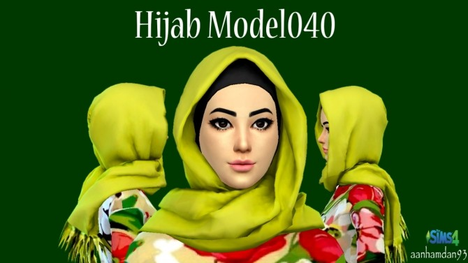 Hijab Model 039 & 040 at Aan Hamdan Simmer93 image 2171 670x377 Sims 4 Updates