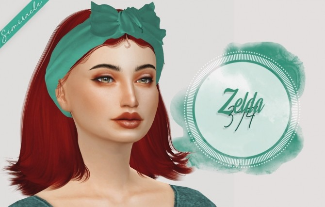 Sketchbookpixels Zelda Bow 3T4 at Simiracle image 2192 670x427 Sims 4 Updates