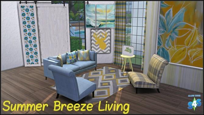 Summer breeze living at TaTschu`s Sims4 CC image 2331 670x377 Sims 4 Updates