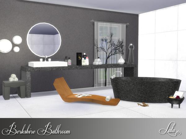 Berkshire Bathroom by Lulu265 at TSR image 2516 Sims 4 Updates