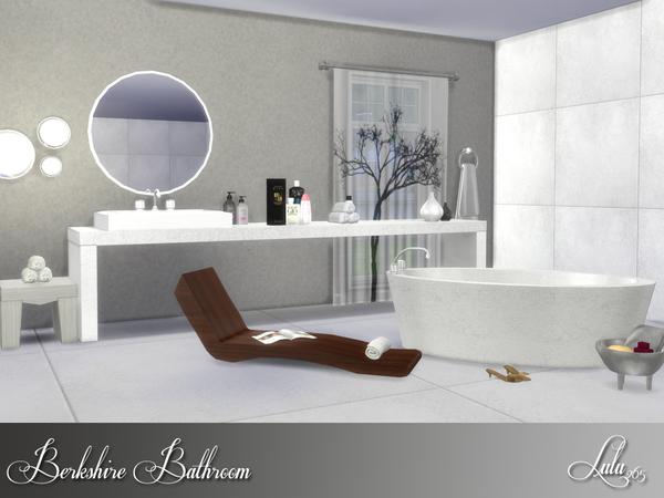 Berkshire Bathroom by Lulu265 at TSR image 2715 Sims 4 Updates