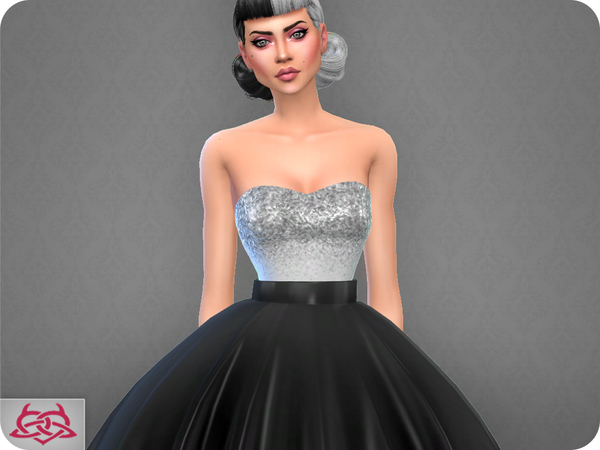 Sims 4 Monse Top RECOLOR 6 by Colores Urbanos at TSR
