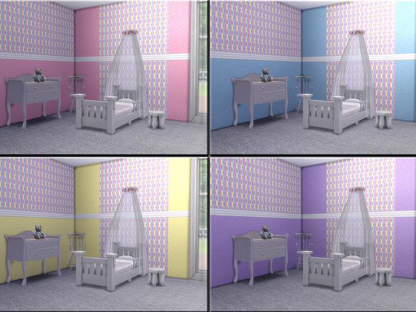 MB Higgledy Piggledy Hexagon SET by matomibotaki at TSR image 328 Sims 4 Updates