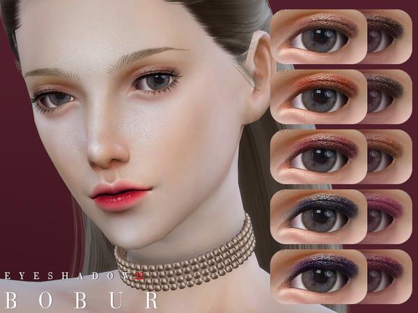 Eyeshadow 22 by Bobur3 at TSR image 3414 Sims 4 Updates