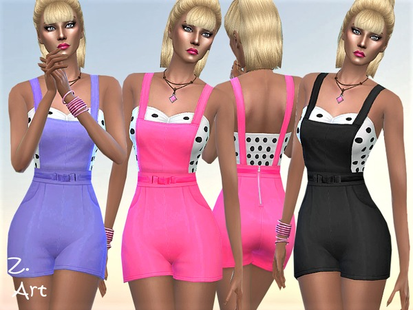 Sims 4 TrendZ 15 pretty outfit by Zuckerschnute20 at TSR