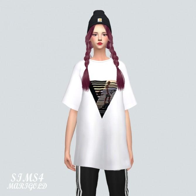 Boxy T Shirts at Marigold image 3621 670x670 Sims 4 Updates