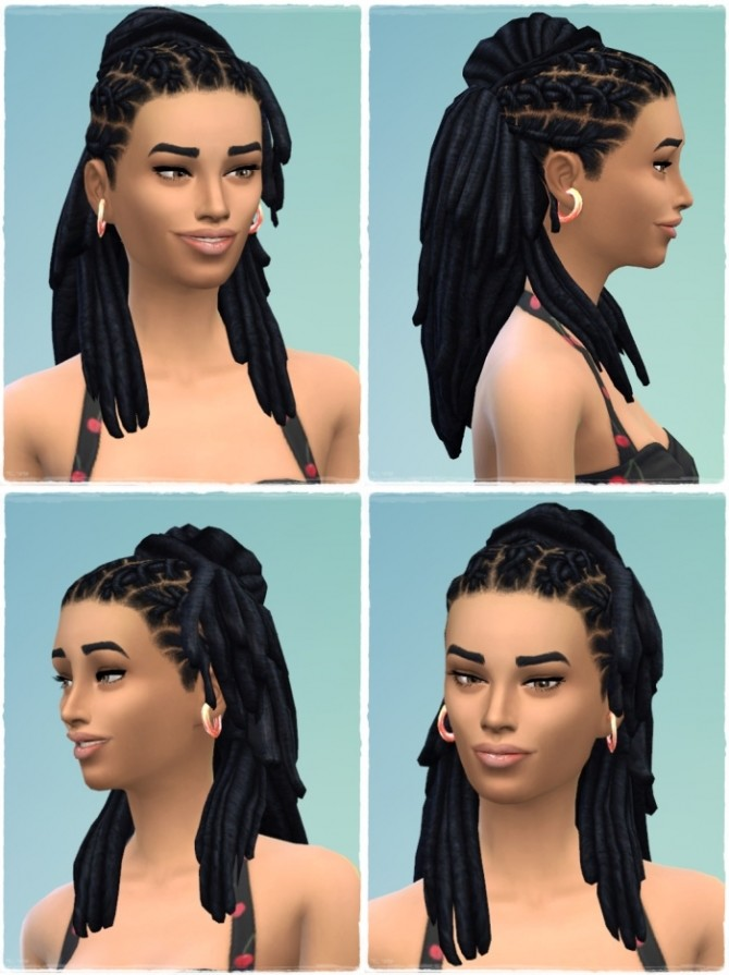 Lock My Dreads Hair Males Amp Females At Birksches Sims