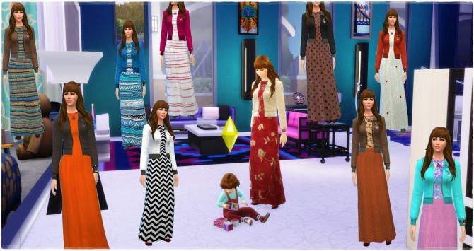 Winter Knitting Dress at Birksches Sims Blog image 372 670x355 Sims 4 Updates