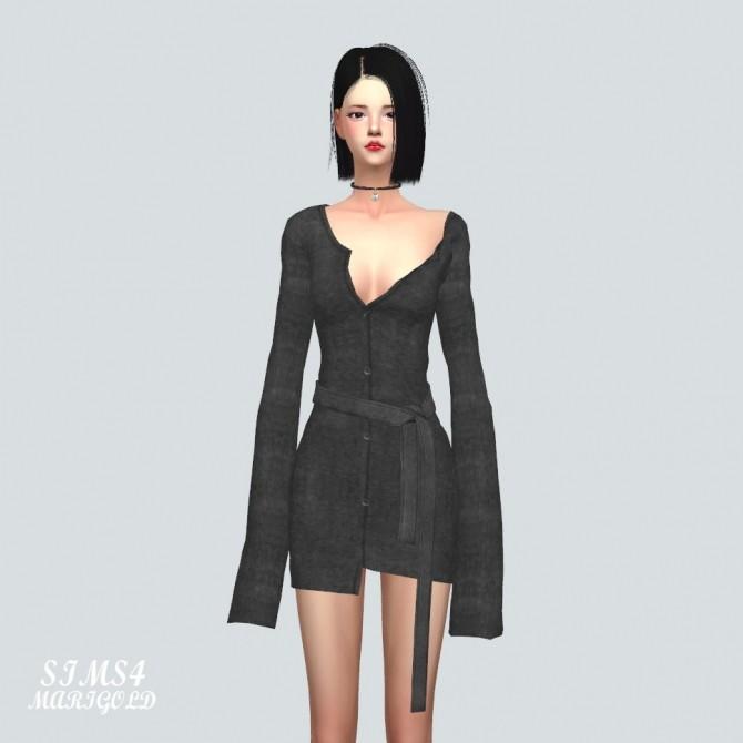 Cardigan Dress at Marigold image 3761 670x670 Sims 4 Updates
