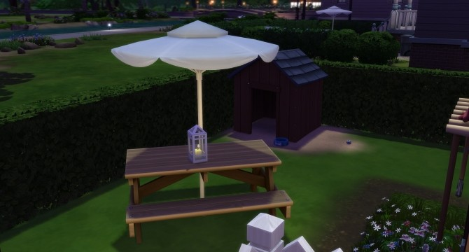 Sims 4 A Little Lovely House by Synathora at Mod The Sims