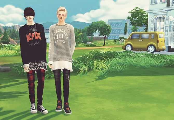 Giruto 44 Layer Sweater at Studio K Creation image 3881 670x463 Sims 4 Updates