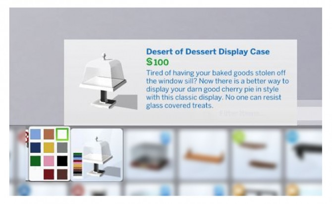 Functional Cake Stand With Optional GtW Version by Menaceman44 at Mod The Sims image 3930 670x412 Sims 4 Updates