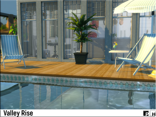 Valley Rise by Pinkfizzzzz at TSR image 4 Sims 4 Updates