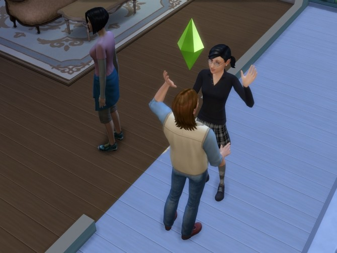 Less Waving Goodby by Shimrod updated to 1.37 by edespino at Mod The Sims image 4013 670x503 Sims 4 Updates
