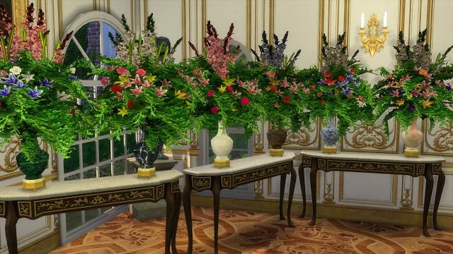 Beautiful Bouquet at Regal Sims image 4101 Sims 4 Updates