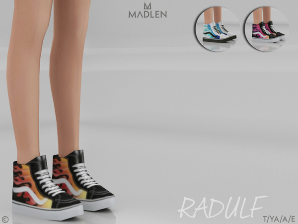 Sims 4 Madlen Radulf Shoes by MJ95 at TSR
