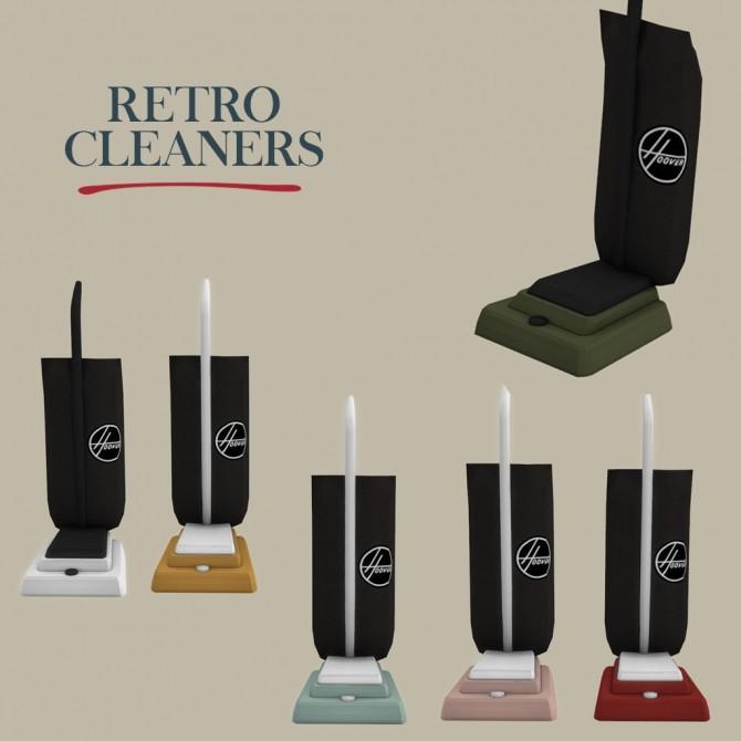Retro Cleaner at Leo Sims image 4291 670x670 Sims 4 Updates