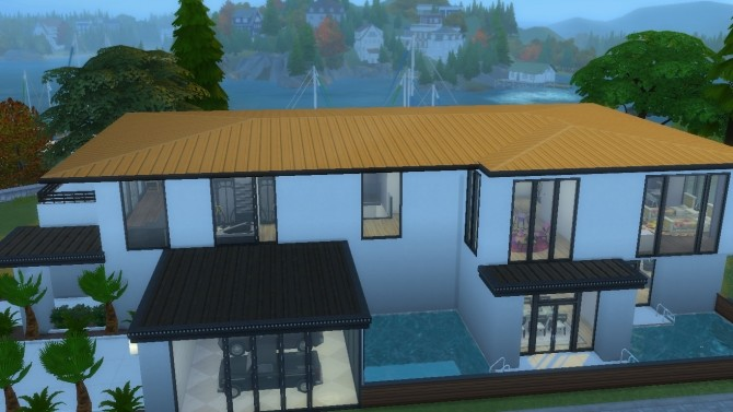 Contemporary Starter by Cuddlepop at Mod The Sims image 4412 670x377 Sims 4 Updates