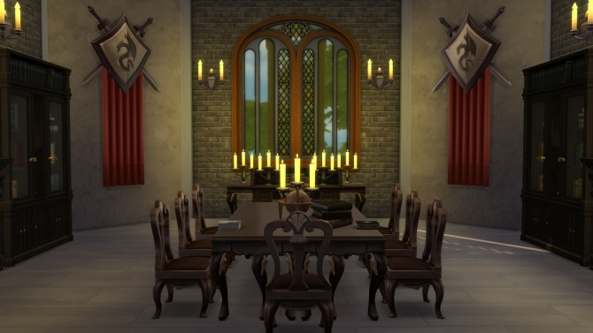 The Red Keep castle by Rachael3807 at Mod The Sims image 4414 670x377 Sims 4 Updates