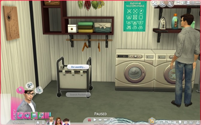 Functional Parenthood Hamper by Athena Apollos at Mod The Sims image 4427 670x419 Sims 4 Updates
