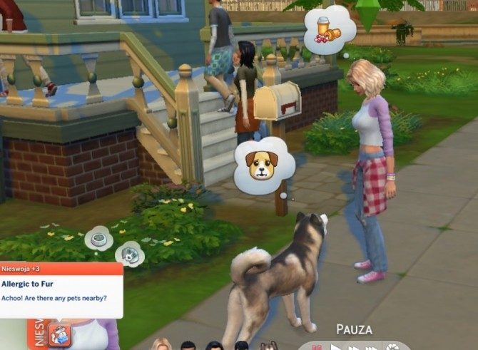 Allergic to Fur Trait and more by IlkaVelle at Mod The Sims image 4515 670x491 Sims 4 Updates