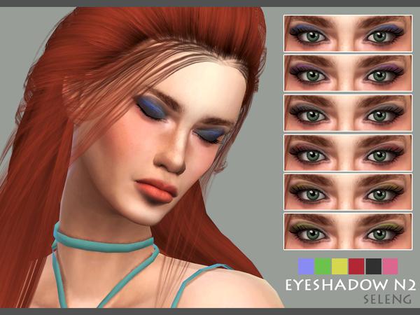 Eyeshadow N2 by Seleng at TSR image 493 Sims 4 Updates