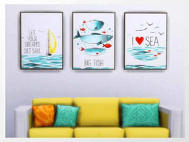 Posters by Oldbox at All 4 Sims image 495 Sims 4 Updates