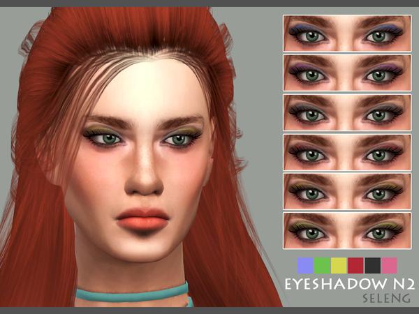 Eyeshadow N2 by Seleng at TSR image 503 Sims 4 Updates