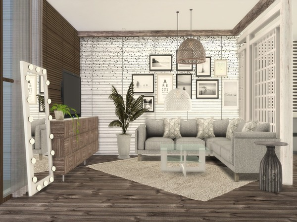Sims 4 Alora home by Suzz86 at TSR