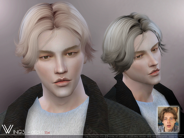 Sims 4 Hair OE0111 by wingssims at TSR