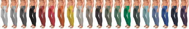 Slouchie Sweatpants V2.0 at Simsational Designs image 5722 Sims 4 Updates