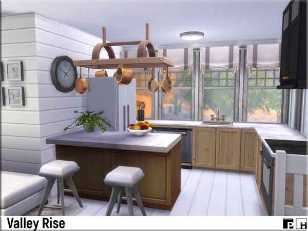 Valley Rise by Pinkfizzzzz at TSR image 6 Sims 4 Updates