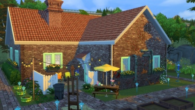 River Cottage (No CC) by c4r995 at Mod The Sims image 6015 670x377 Sims 4 Updates