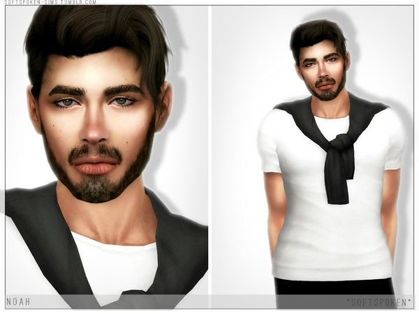 Noah by Softspoken at TSR image 6106 Sims 4 Updates