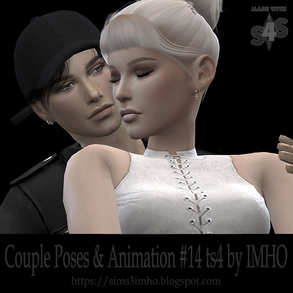 Couple Poses & Animation #14 at IMHO Sims 4 image 6117 Sims 4 Updates