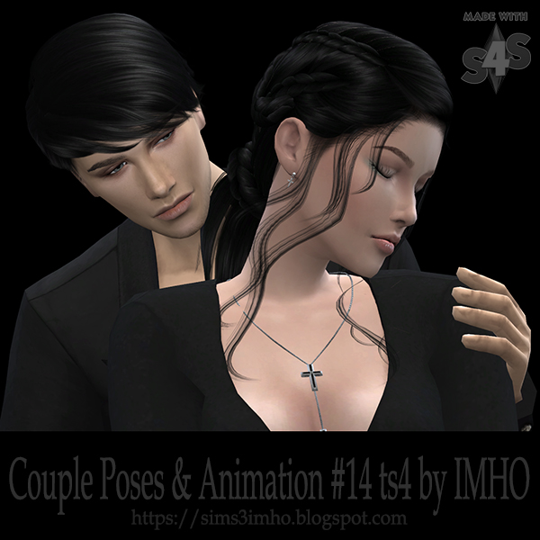 Couple Poses & Animation #14 at IMHO Sims 4 image 6312 Sims 4 Updates