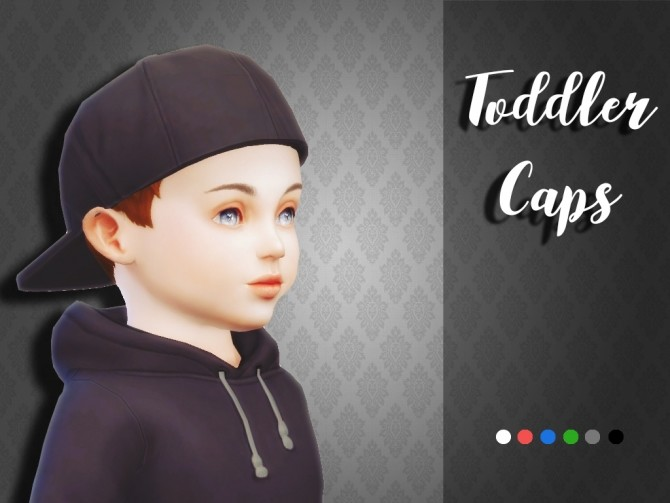 Toddler caps at MSQ Sims image 6521 670x503 Sims 4 Updates