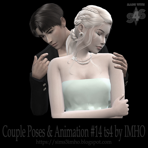 Couple Poses & Animation #14 at IMHO Sims 4 image 6613 Sims 4 Updates