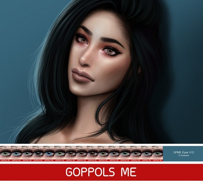 GPME Eyes V12 at GOPPOLS Me image 675 670x613 Sims 4 Updates