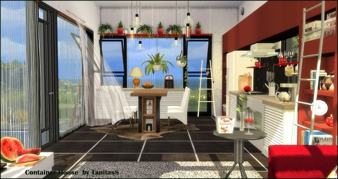 Container House at Tanitas8 Sims image 6813 670x356 Sims 4 Updates