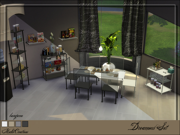 Dreamous Set by MahoCreations at TSR image 7104 Sims 4 Updates