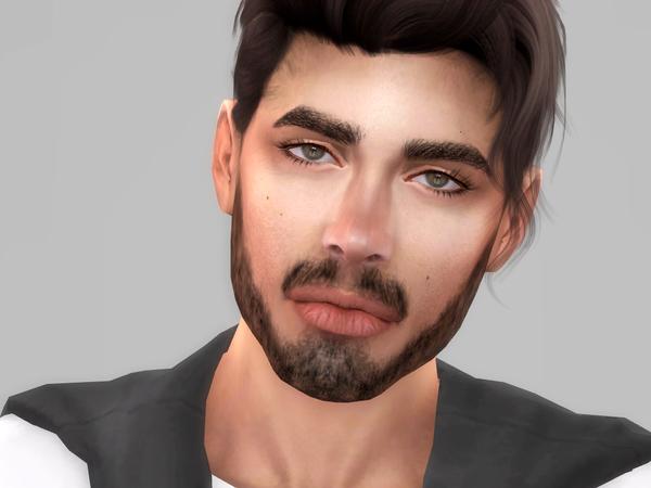Sims 4 Noah by Softspoken at TSR
